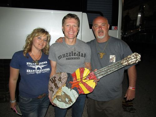 Country thunder 2012- Craig Morgan
