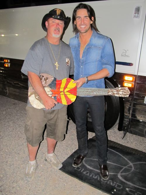 Country thunder 2012- Jake Owen