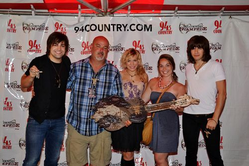 Country Stampede 2012