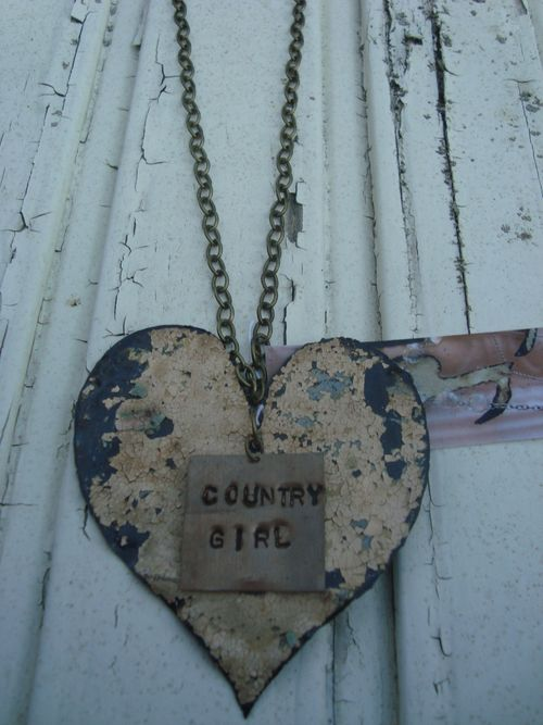 Country Girl Heart 1