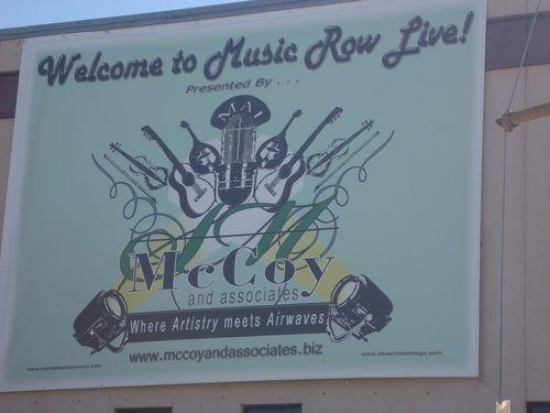 Music row Live 2011